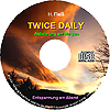 2013 TWICE DAILY CD